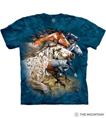 Find 13 Horses T-shirt | The Mountain®